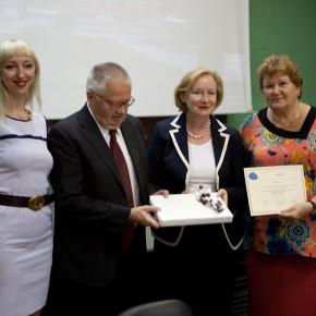 Каспийская высшая школа перевода - член Международной ассоциации университетских институтов перевода CIUTI!
