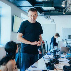 UN Standards for Interpretation: Master Class by Nikolay Telnov at the Caspian Higher School of Interpreting and Translation