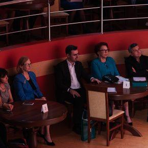 Волонтерство магистрантов КВШП на международном форуме «Молодые солисты оперы.  Начало пути»