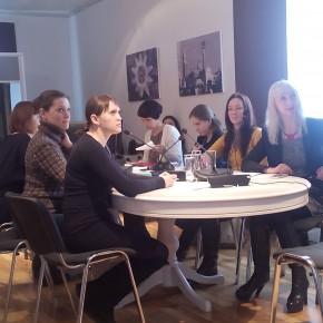 Видеоконференция с Европейской Комиссией