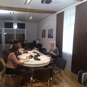1 декабря состоялась видеоконференция КВШП с Университетом Женевы