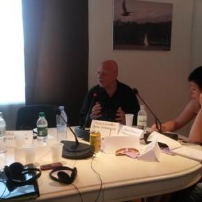 Mock conference с Брюсом Леймсидором!