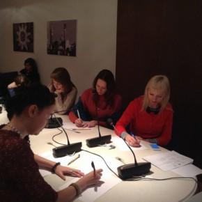 Видео-урок с Генеральным Директоратом по устному переводу Европейской Комиссии и Высшей школой переводчиков ESIT