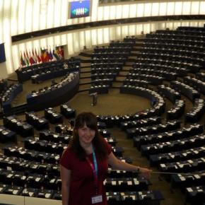 Стажировка в  Генеральном директорате по устному переводу Европейского парламента