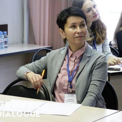 Преподаватели КВШП продолжают повышать квалификацию, участвуя в «Глобальном диалоге»