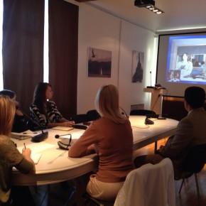 Совместный видео-урок с  Босфорским университетом Стамбула