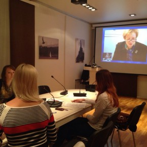 Очередной видео-урок с Европейским Парламентом!
