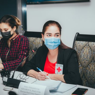 Mock conference по основам оказания первой помощи