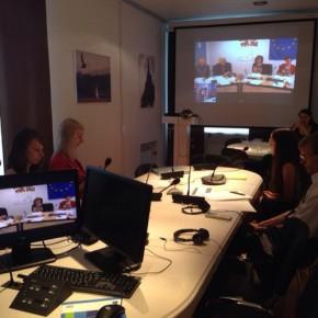28 мая: видео-урок с Европейским Парламентом!