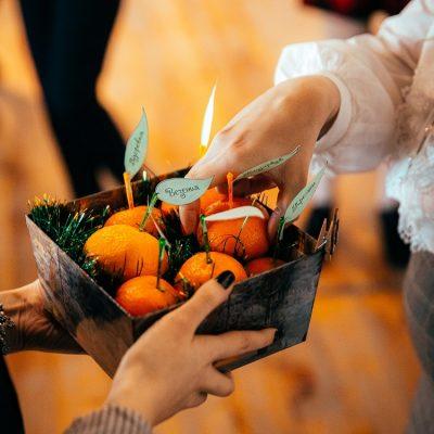 В Каспийской высшей школе перевода АГУ состоялся праздничный вечер