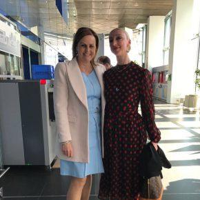 Академическое сотрудничество в области конференц-перевода: 22-я Конференция университетов-партнёров Генерального Директората по устному переводу Европейской Комиссии в Брюсселе.