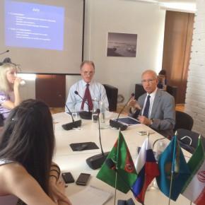 Представители Европейского Парламента и Европейской Комиссии о специфике работы переводчиков в ЕС