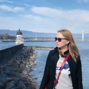 Выпускница КВШП готовится к работе во Всемирной организации интеллектуальной собственности